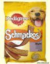 Pedigree Schmackos multi przysmak dla psa ze œwieżego mięsa 4 różne smaki 20szt/172g